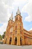 Saigon Notre-Dame Basilica Stock Images