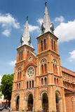 Saigon Notre-Dame Cathedral Basilica, Ho Chi Minh city, Vietnam Royalty Free Stock Photo