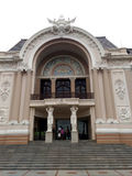 Saigon Opera House or Municipal Theatre of Ho Chi Minh City, Vietnam. Royalty Free Stock Image