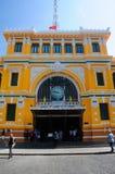 Saigon Post Office Royalty Free Stock Photos