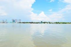 The Saigon River Stock Photos