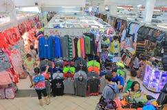 Saigon Square shopping Ho Chi Minh City Saigon Vietnam Stock Image