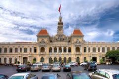 Saigon stadshus Arkivbilder