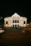 Saigon theatre Stock Photography