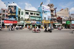Saigon,Vietnam Stock Photography
