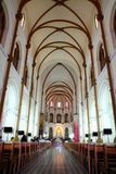 saigon vietnam för notre för basilicadomkyrkadame Royaltyfri Foto