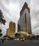 SAIGON, VIETNAM - 23. Januar 2017 - Saigon-Mitte Takashimaya-Kaufhaus an Ho Chi Minh-Stadt, Vietnam Lizenzfreie Stockfotografie