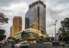 SAIGON, VIETNAM - 23. Januar 2017 - Saigon-Mitte Takashimaya-Kaufhaus an Ho Chi Minh-Stadt, Vietnam Stockfotos
