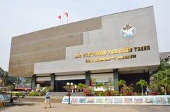 Saigon, Vietnam, January, 20, 2015. Nobody, the Vietnam war Museum in Saigon Royalty Free Stock Photography