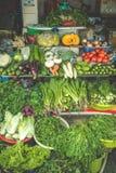 SAIGON, VIETNAM, JUNE 26, 2016: Food on Street. Royalty Free Stock Images