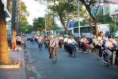 Saigon,Vietnam Royalty Free Stock Photo