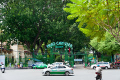 Saigon Zoo and Botanical Gardens Stock Image