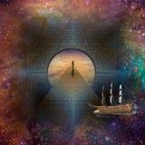 sail ilustração royalty free