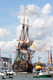 SAIL 2010 Amsterdam Royalty Free Stock Photos