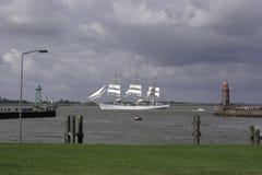 Sail 2011 - Dar Mlodziezy Royalty Free Stock Image
