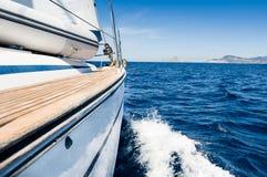 Sail adventure Royalty Free Stock Photo