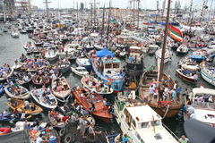 Sail Amsterdam Stock Photos