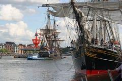 Sail Amsterdam Stock Image