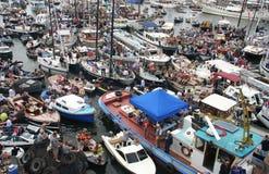 Sail Amsterdam Stock Photo