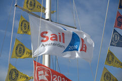 Sail Amsterdam 2010 Stock Photo