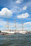 SAIL Amsterdam Royalty Free Stock Images