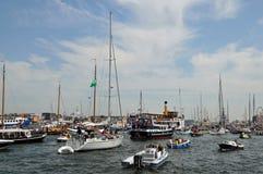 Sail Amsterdam 2015 Stock Image