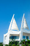Sail Architecture Stock Photo