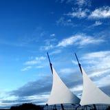 Sail away stock photography
