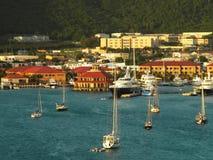 Sail away Royalty Free Stock Photography