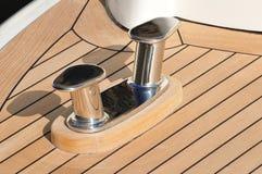 Sail bitt royalty free stock photos