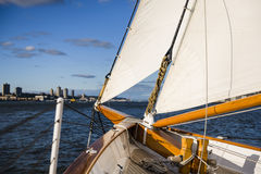 Sail boat Royalty Free Stock Images