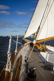 Sail boat Royalty Free Stock Photos