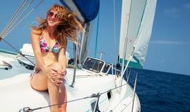 Sail boat Royalty Free Stock Image