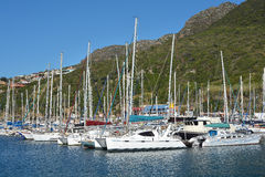 Sail Boats Stock Images