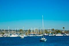Sail boats Stock Image