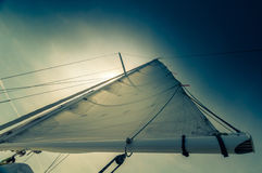 Sail stock photography