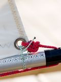 Sail detail Royalty Free Stock Photography