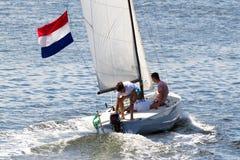 Sail, Dinghy Sailing, Sailboat, Water Transportation stock photography