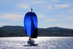 Sail, Dinghy Sailing, Water Transportation, Water royalty free stock photo