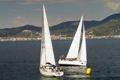 Sail & Fun Trophy 2011 Royalty Free Stock Photography