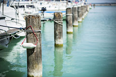 Sail harbour Royalty Free Stock Photography