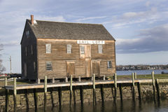 The sail loft Stock Images