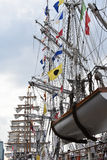 Sail 2015 in the port of Amsterdam Stock Image