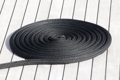 Sail rope royalty free stock photography