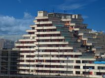 Sail of Scampia - Naples Royalty Free Stock Photography