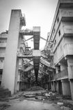 The sail of Scampia - Naples - Italy Royalty Free Stock Photography