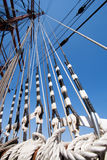 Sail ship Stock Photo