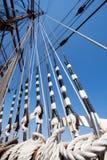 Sail ship Stock Photo