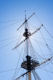 Sail ship Royalty Free Stock Photography