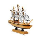 Sail ship model Stock Photo